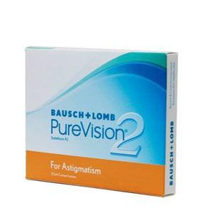 Bausch + Lomb контактные линзы Pure Vision 2 (6шт / 8 6